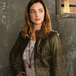 Zoo Kristen Connolly (Jamie Campbell) Jacket