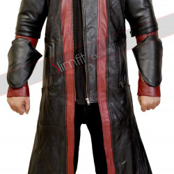 Age of Ultron Hawkeye Armor Cosplay Costume Coat