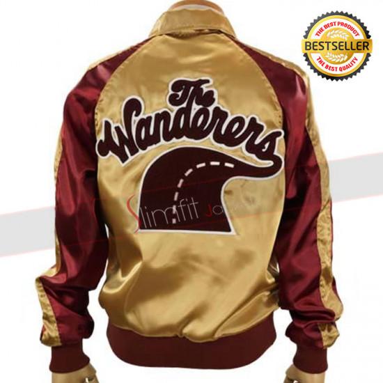 The Wanderers Movie Ken Wahl Varsity Satin Jacket