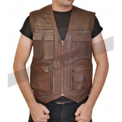 Jurassic World Chris Pratt (Owen) Motorcycle Vest