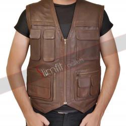 Jurassic World Chris Pratt (Owen) Motorcycle Vest
