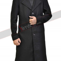 Justified Deputy Raylan Givens (Timothy Olyphant) Trench Coat