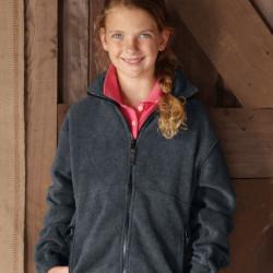 Sierra Pacific 4061 Youth Fleece Full-Zip Jacket