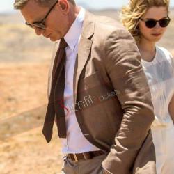 Spectre James Bond (Daniel Craig) Brown Suit