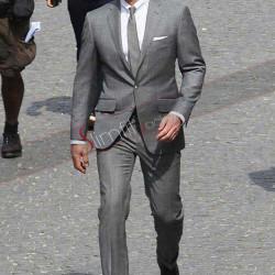 Skyfall James Bond Grey Suit