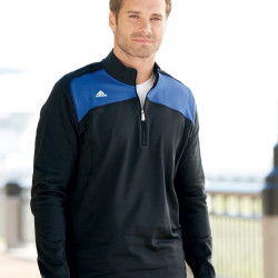 Adidas A201 CLIMAWARM Plus 1/4 Zip Jacket
