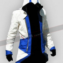 Assassins Creed 3 Conner Kenway Cosplay Hoodie Costume