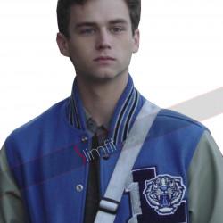 13 Reasons Why TV Series Brandon Flynn Varsity Jacket