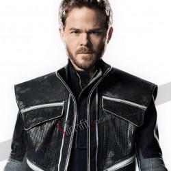 Iceman X-Men Days of Future Past Leather Jacket
