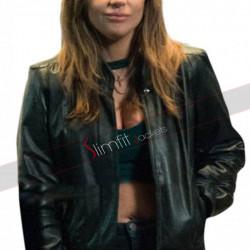 Ally A Star Is Born Lady Gaga Jacket