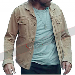 A Star Is Born Bradley Cooper Cotton Jacket