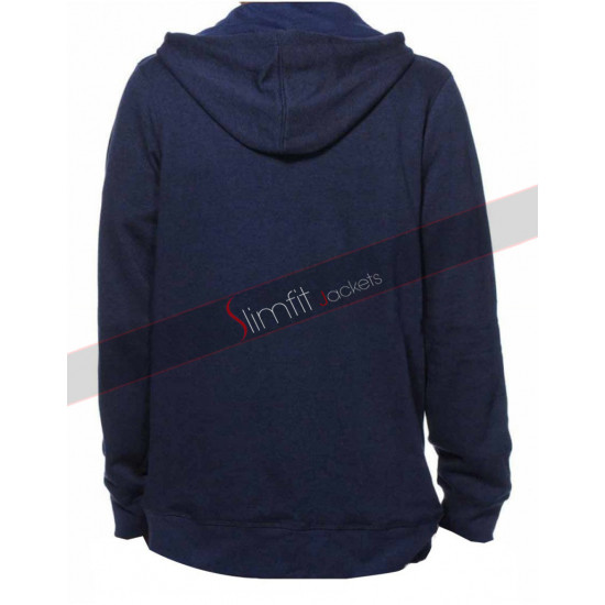 13 Reasons Why Dylan Minnette Hoodie Jacket