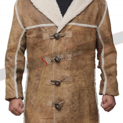 Anson Mount Hell On Wheels Cullen Bohannon Shearling Coat