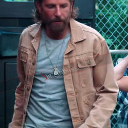 Jackson Maine A Star Is Born Bradley Cooper Jacket