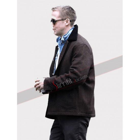 First Man Ryan Gosling Neil Armstrong Wool Jacket