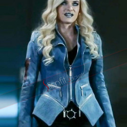 Killer Frost Flash Season 4 Blue Jacket
