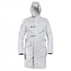DMC Devil May Cry 5 Nero White Halloween Costume Coat