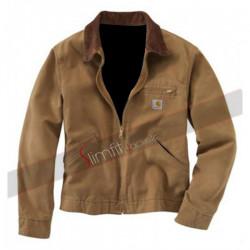 Interstellar Matthew McConaughey (Cooper) Brown Jacket