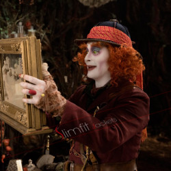 Alice Looking Glass Johnny Depp (Mad Hatter) Coat