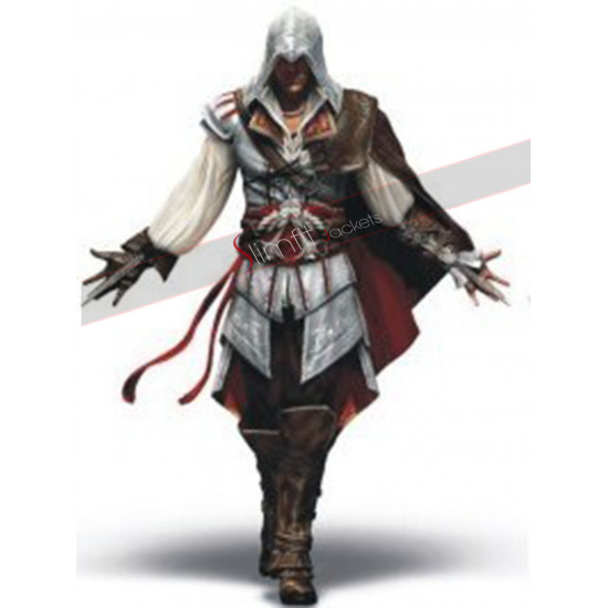 Assassin's Creed Piece of Eden Michael Fassbender Leather Costume