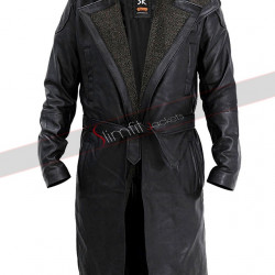 Blade Runner 2049 Ryan Gosling Officer K Leather Coat