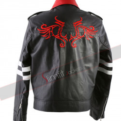 Alex Mercer Prototype Game Faux Leather Jacket for Sale