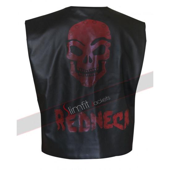 Bionic Redneck Stone Cold Steve Austin Leather Vest