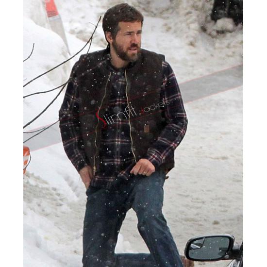 Ryan Reynolds The Captive Matthew Brown Vest