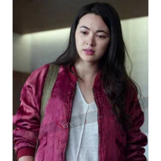 Iron Fist Colleen Wing Red Jacket