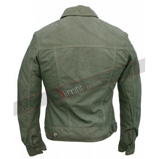Fifty Shades of Grey Anastasia Steele Green Jacket