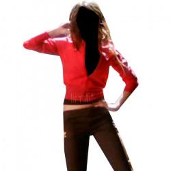 Another Cinderella Story Selena Gomez (Mary Santiago) Red Jacket