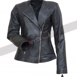 Michelle Pfeiffer Leather Motorcycle Jackets for Ladies